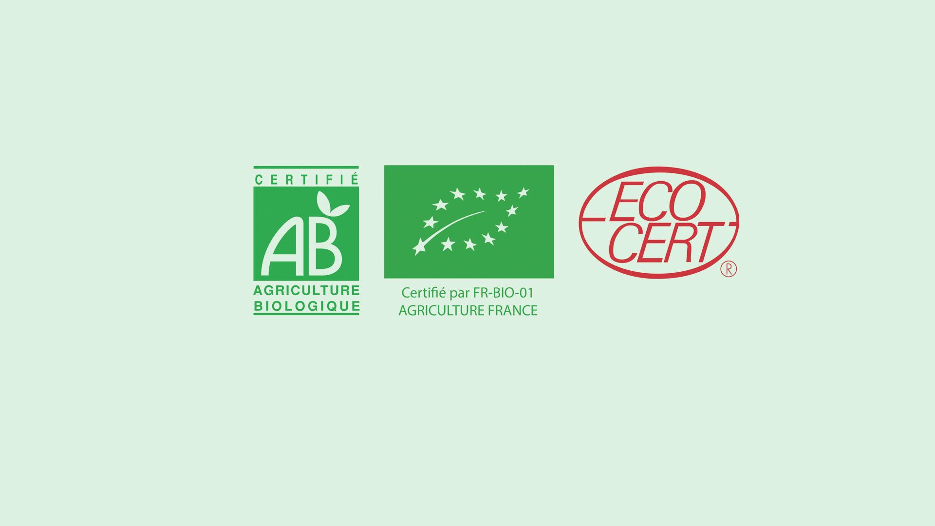 BoissonBotanique obtient le label biologique ECOCERT